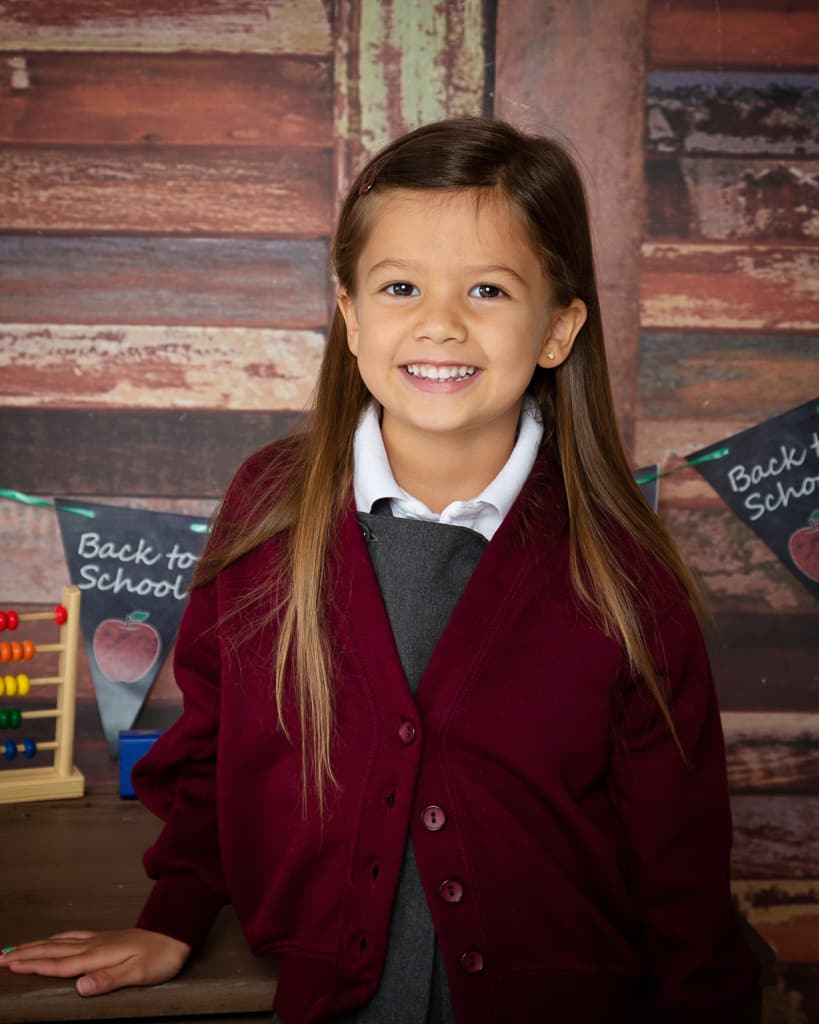 Starting School Photo Shoot Event West Sussex Crawley Down